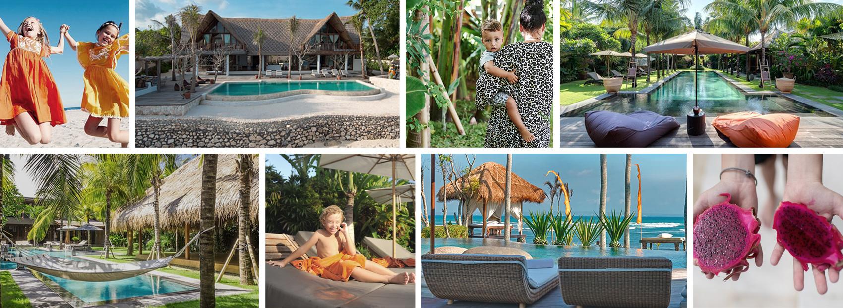 Bali Family Villas banner