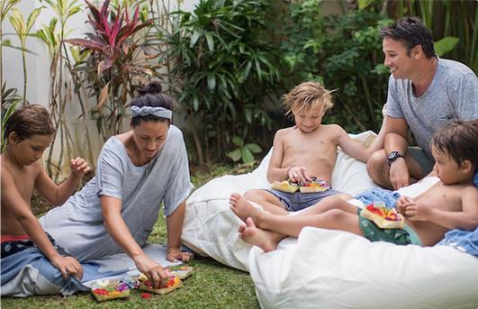 Bali Family Villas Team