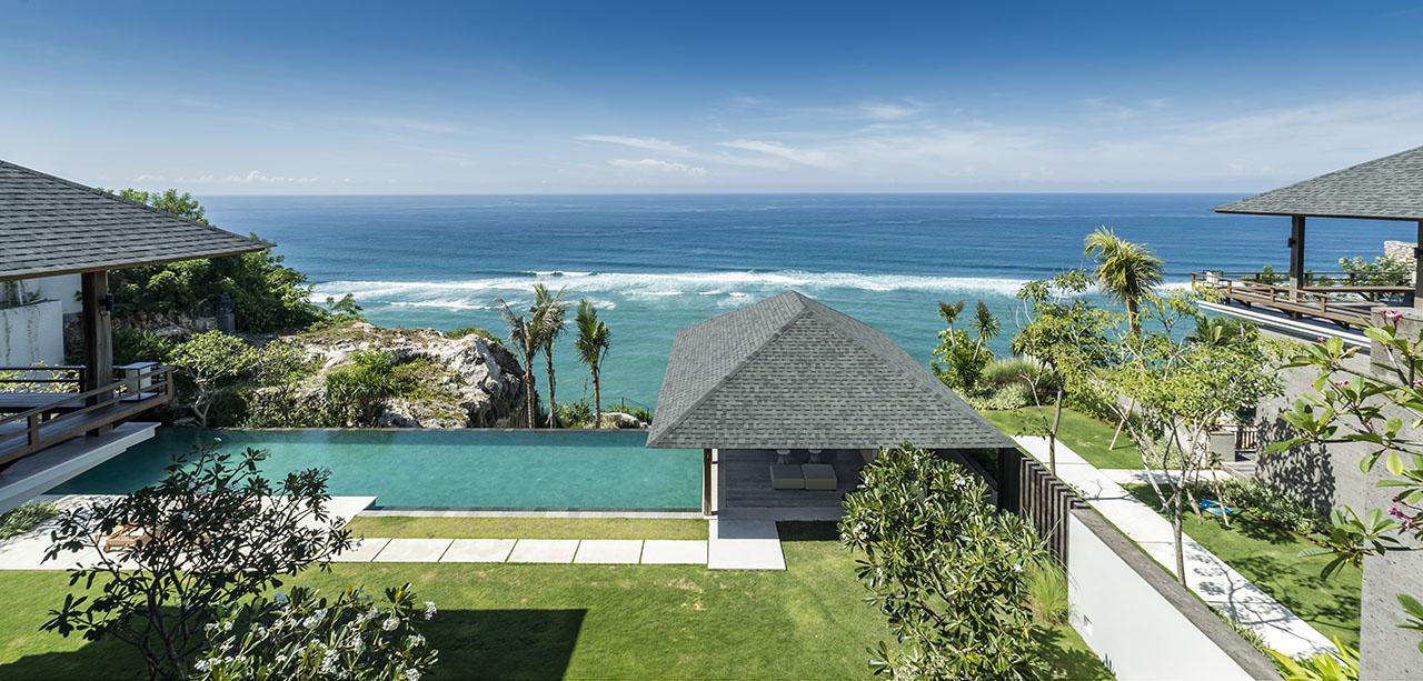 Sohamsa ocean estate villa soham bali family villas for Family villas
