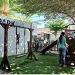 Cinta Café with playground
