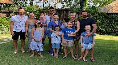 Kathryn & Family